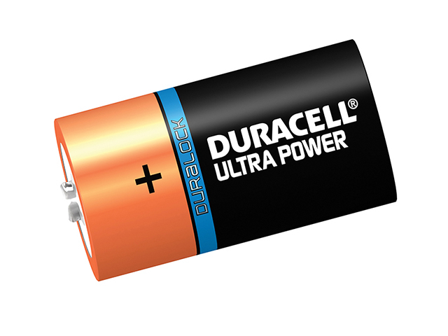 Duracell C Cell Ultra Power Batteries Pack of 2 DURCK2UM3