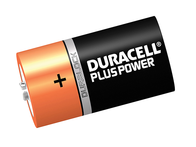 Duracell C Cell Plus Power Batteries Pack of 6 R14B/LR14 DURCK6P