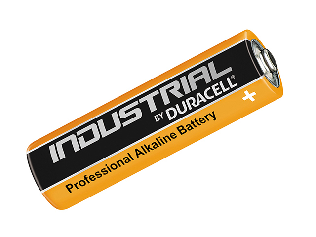 Duracell AA Professional Industrial Batteries Pack of 10 DURINDAA