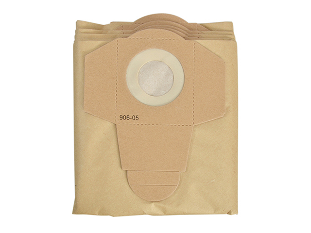 Einhell Dust Bags For Vacuums Pack of 5 EIN2351152