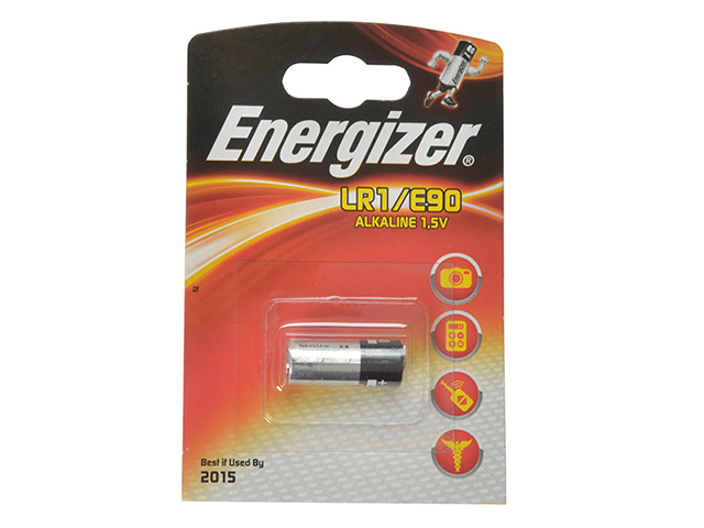 Energizer® LR1 Electronic Battery Single ENGLR1