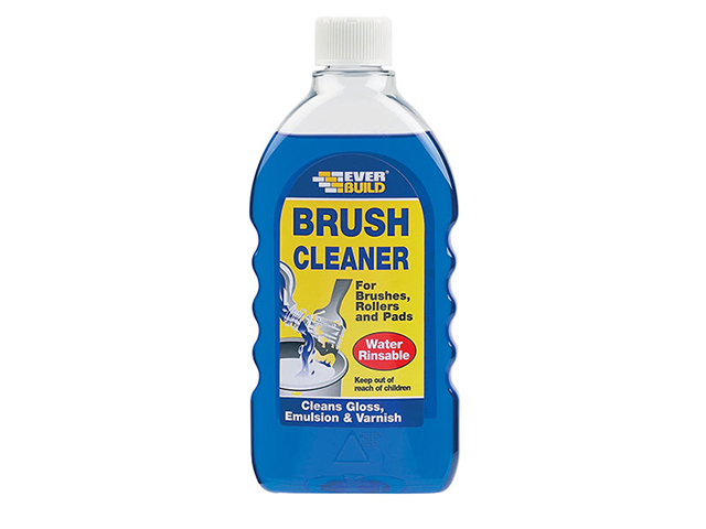 Everbuild Brush Cleaner 500ml EVBBRUSHCL