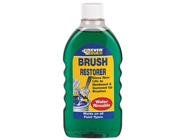 Everbuild Brush Restorer 500ml EVBBRUSHRE