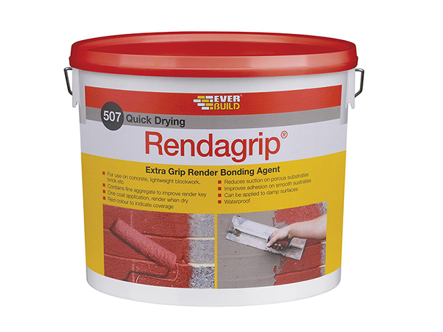 Everbuild 507 Rendagrip Bonding Agent 10 litre EVBRENDGP10