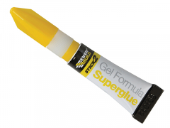 Everbuild STICK2® Superglue Gel 3g EVBS2GEL3