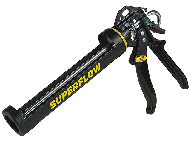 Everbuild Superflow Sealant Gun C3 EVBSGSUPERF