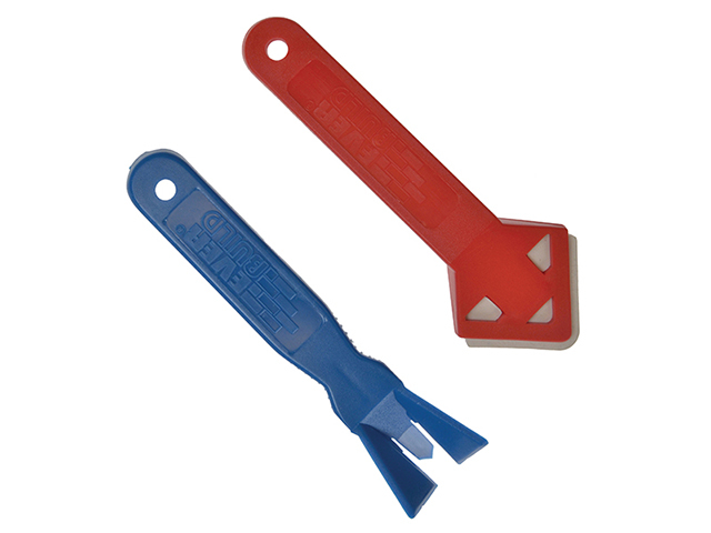 Everbuild Seal Rite Strip / Smooth Out Tool Twinpack EVBSRSTWIN