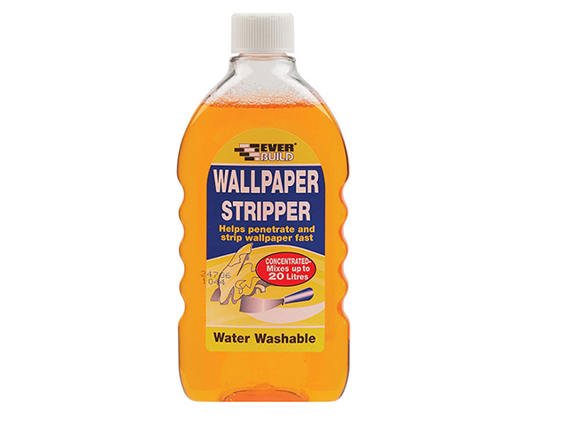 Everbuild Wallpaper Stripper 500ml EVBWALLSTP