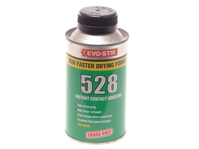 Evo-Stik 528 Instant Contact Adhesive 500ml EVO528500