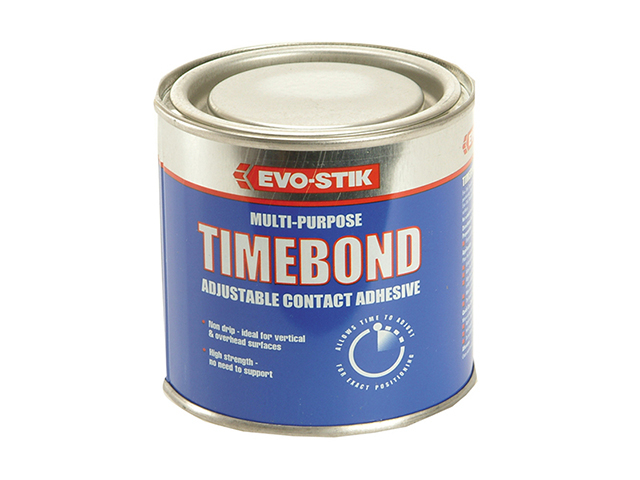 Evo-Stik Timebond Contact Adhesive 250ml EVOTB250