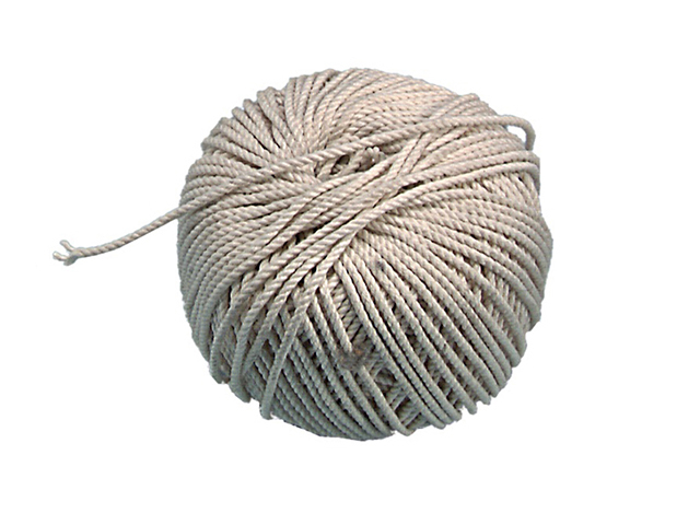 Faithfull 540 Builder's Line Ball 50m (164ft) White FAI540
