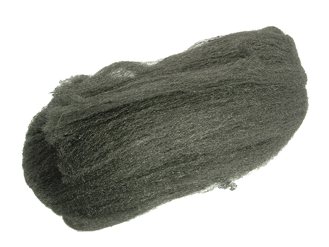 Faithfull Steel Wool 4 Very Coarse 450g FAIASW14