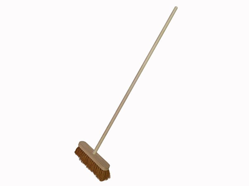 Faithfull Soft Coco Broom 30cm (12in) FAIBRCOCO12H