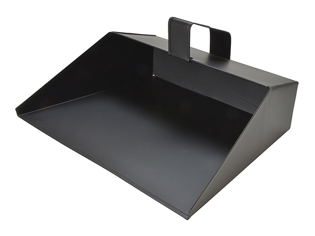 Faithfull Dustpan Metal 280mm FAIBRDUSTPAN
