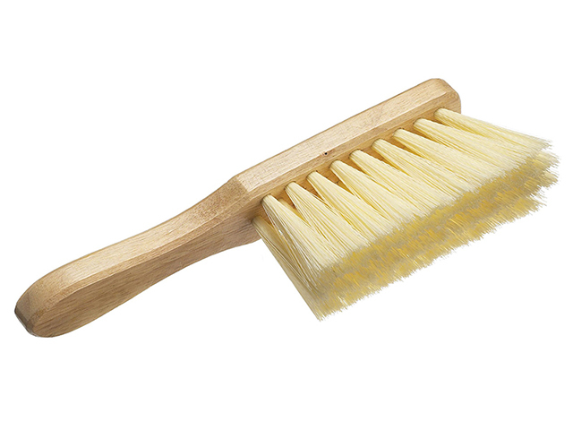 Faithfull Soft Cream PVC Hand Brush 275mm (11in) FAIBRHANDSOF