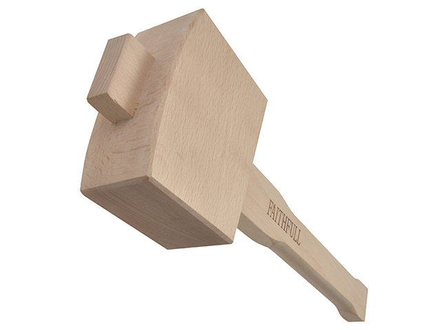 Faithfull Carpenter's Mallet 115mm (4.1/2in) FAICM412