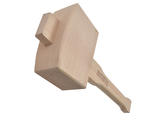 Faithfull Carpenter's Mallet 127mm (5in) FAICM5