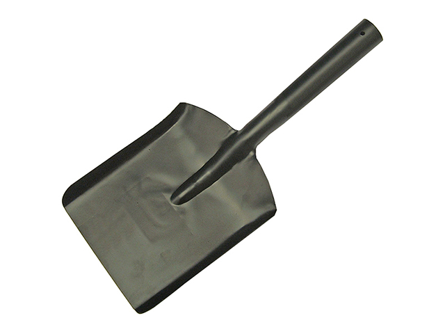Faithfull Coal Shovel One Piece Steel 150mm FAICOALS6