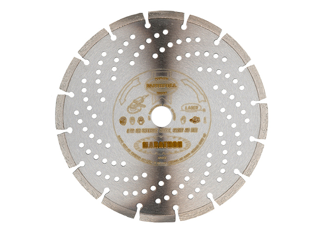 Faithfull Marathon Diamond Blade Masonry & Steel 230 x 22.2mm FAIDB230MAR
