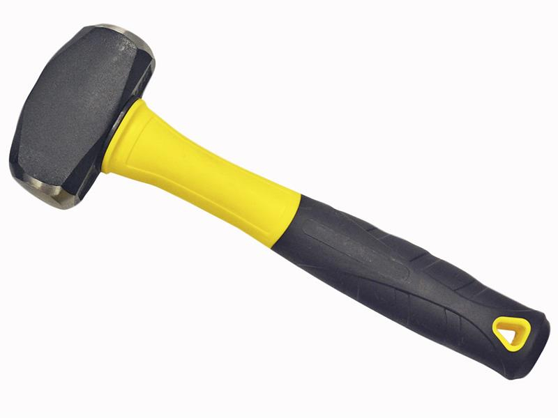 Faithfull Club Hammer Fibreglass Handle 1.13kg (2.1/2lb) FAIFG212