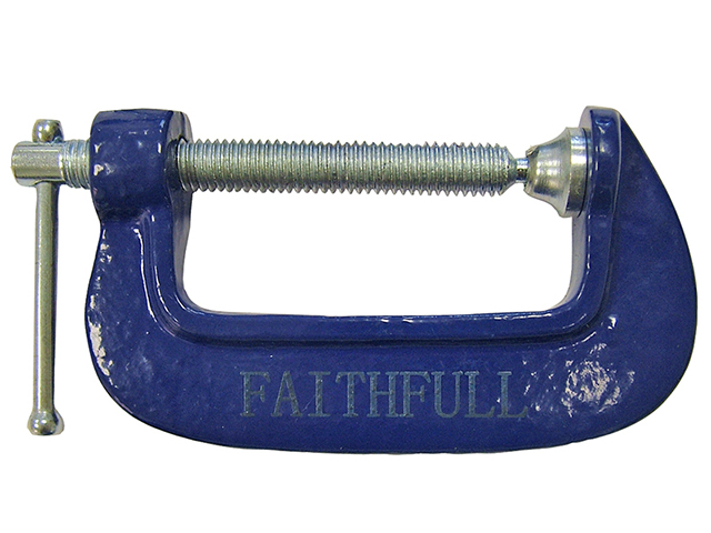 Faithfull Hobbyists Clamp 50mm (2in) FAIHC2