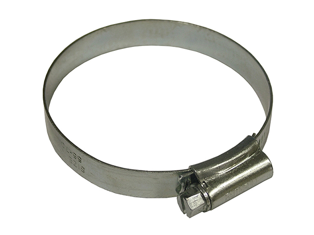 Faithfull 3 Stainless Steel Hose Clip 55 - 70mm FAIHC3SSB