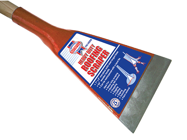Faithfull Roofing Scraper - Long Handled 1.4m (54 in) FAIHDRS