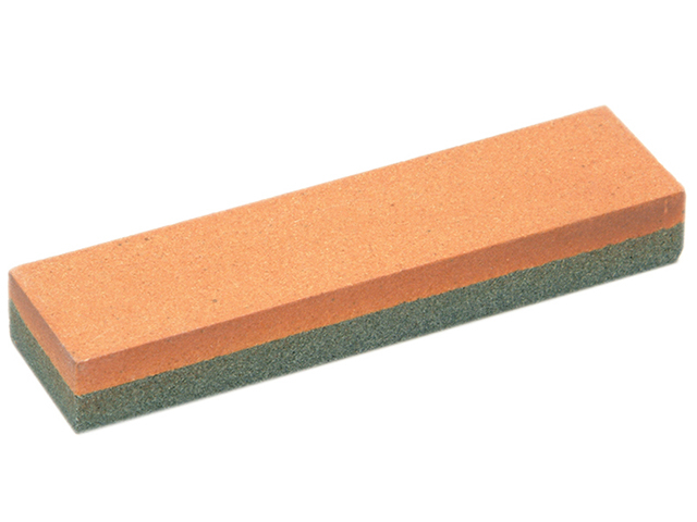 Faithfull Combination Oilstone Aluminium Oxide 100 x 25 x 12.5mm FAIOS4C
