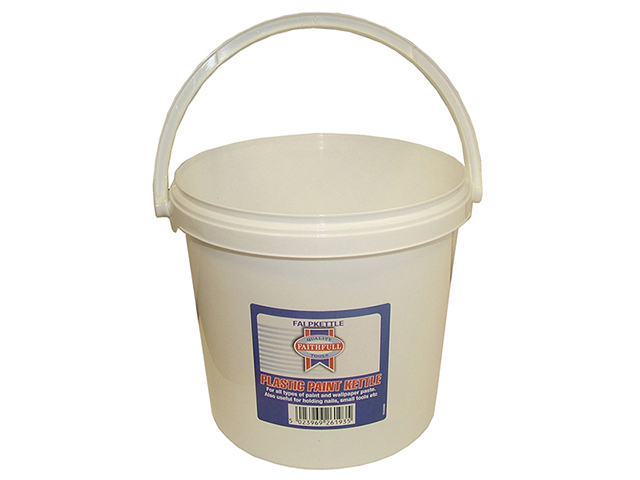 Faithfull Paint Kettle Plastic 2.5 Litre FAIPKETTLE