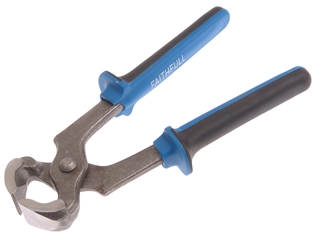 Handyman Carpenter's Pincers Soft Grip 180mm (7in)