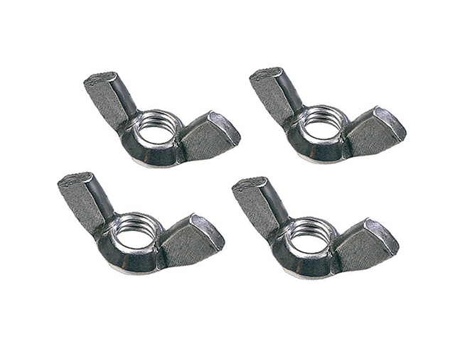 Faithfull External Building Profile Wing Nuts (Pack of 4) FAIPROEXTWN
