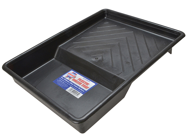 Faithfull Plastic Roller Tray 230mm (9in) FAIRTRAY9