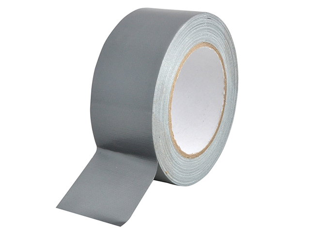Faithfull Heavy-Duty Gaffa Tape 50mm x 25m Silver FAITAPEGAFHD