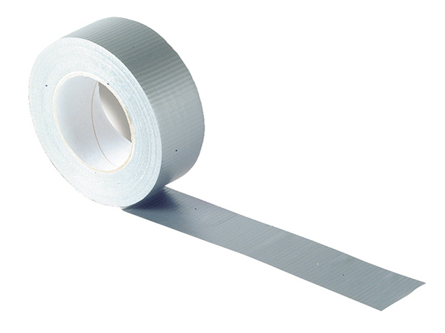 Faithfull Gaffa Tape 50mm x 50m Silver FAITAPEGAFS