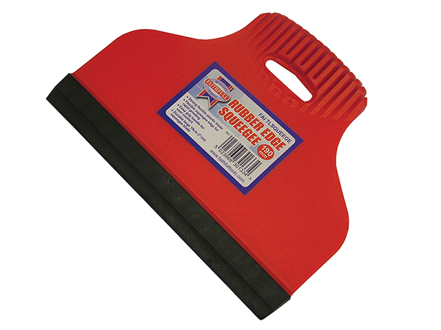 Faithfull Rubber Edge Squeegee FAITLSQUEEGE
