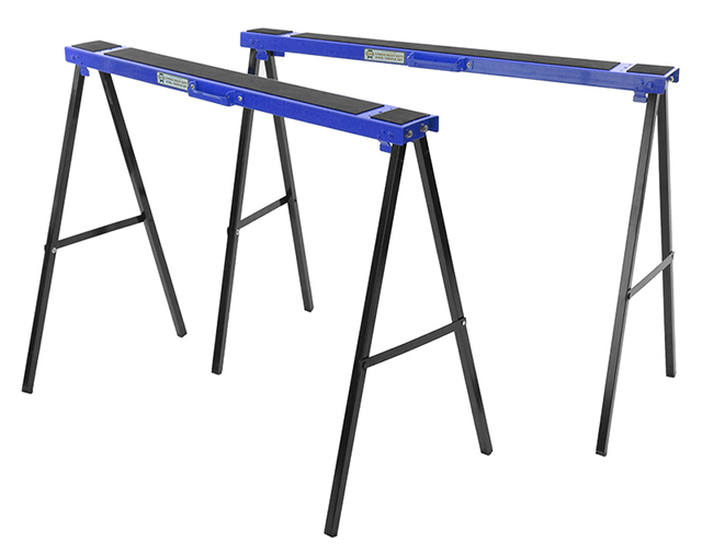 Faithfull Steel Trestles (Twin Pack) FAITRESTLES
