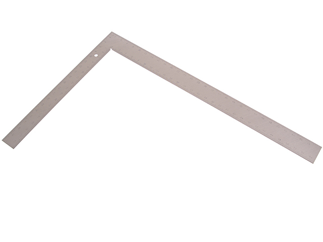 Fisher F1110IMR Steel Roofing Square 400 x 600mm (16 x 24in) FIS1110