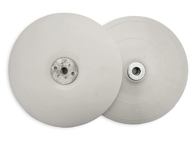 Flexipads World Class Angle Grinder Pad White 230mm (9in) M14 FLE20510