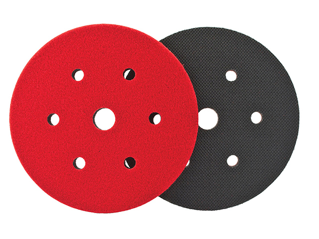 Flexipads World Class Dual Action Cushion Pad 150mm 6 + 1 Hole GRIP® FLE32710