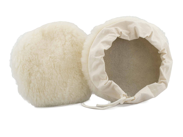 Flexipads World Class All Wool Bonnet 200mm (8in) FLE40120