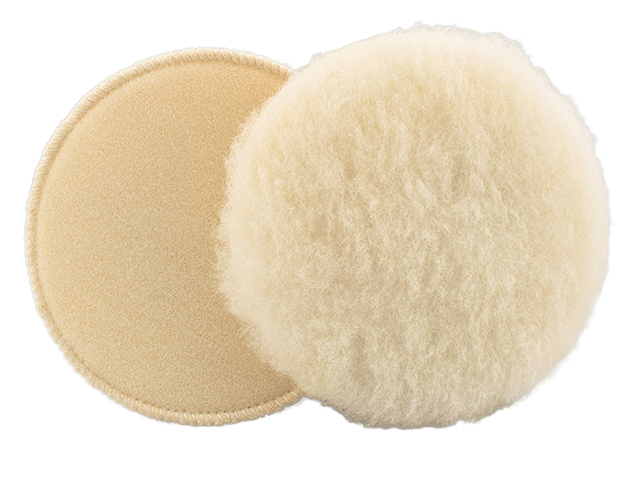 Flexipads World Class GRIP® Wool Bonnet 150mm FLE40225