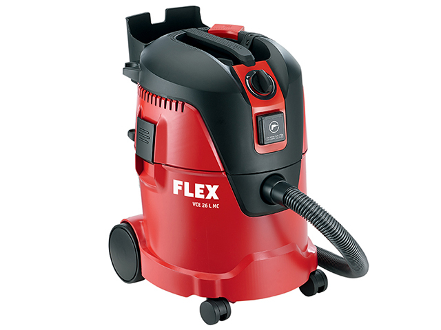 Flex Power Tools VCE 26 L MC Safety Vacuum Cleaner 1250W 240V FLXVCE26L