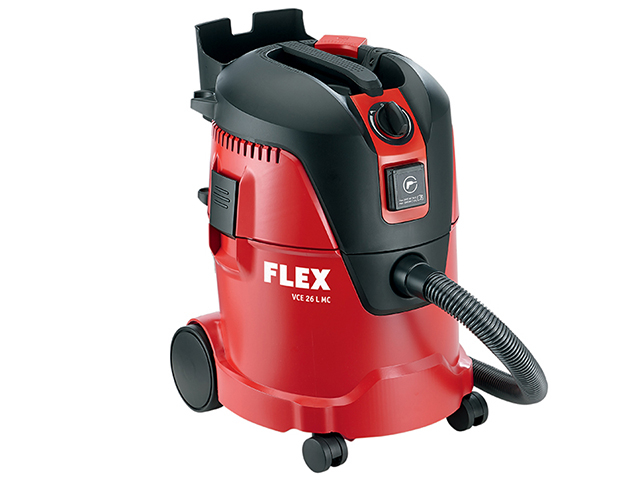 Flex Power Tools VCE 26 L MC Safety Vacuum Cleaner 1250W 110V FLXVCE26LL