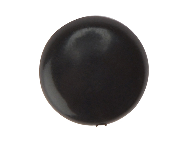 ForgeFix Pozi Cover Cap Black No.6-8 Bag 100 FORPCC2M
