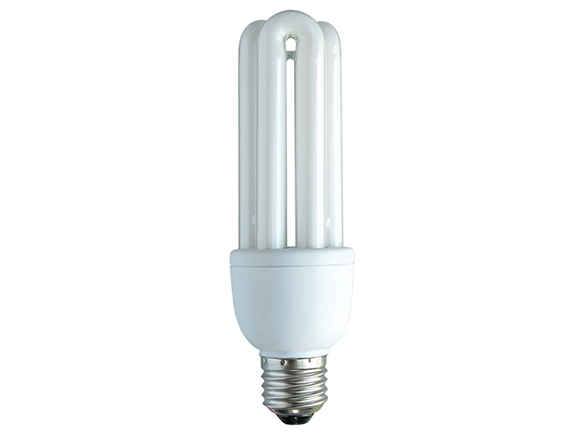 Low Energy Lightbulb 3u E27 240 Volt 13W