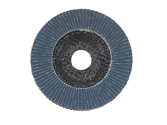 DIY Zirconium Flap Disc 115 x 22mm - 80 grit Fine