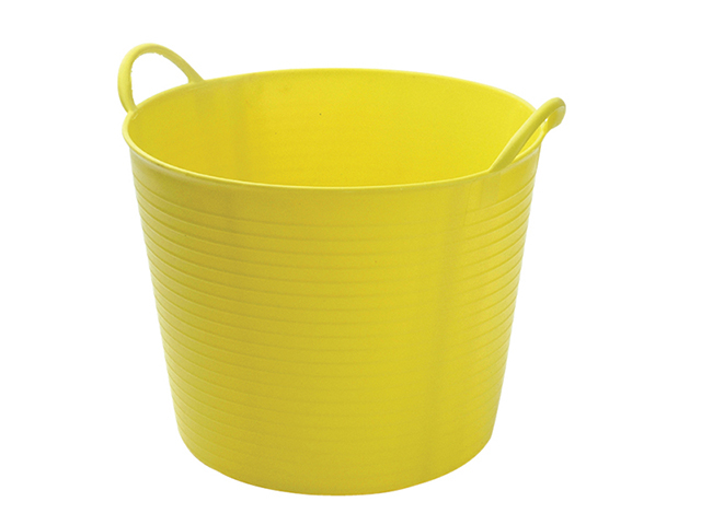 Red Gorilla Gorilla Tub® Small 14 litre - Yellow GORTUB14