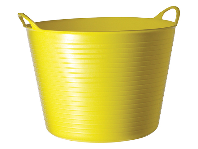 Red Gorilla Gorilla Tub® Large 38 litre - Yellow GORTUB42