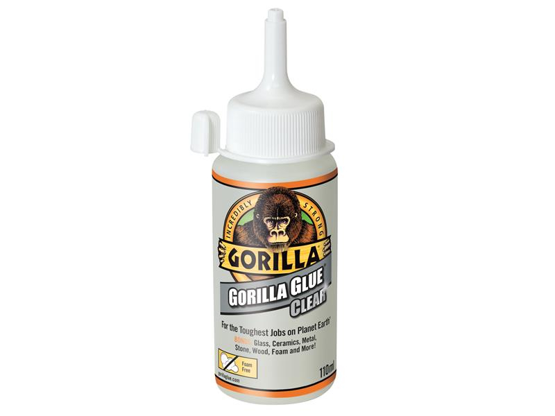 Gorilla Glue Gorilla Glue Clear 110ml GRGGGCL110