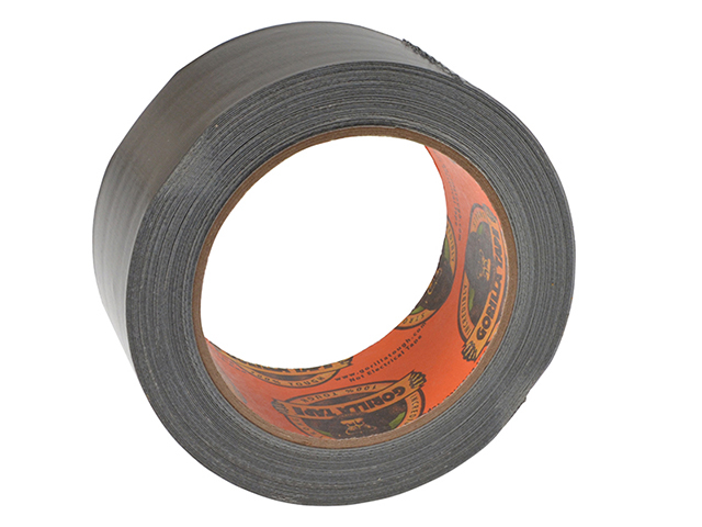 Gorilla Glue Gorilla Tape Black 48mm x 32m GRGGT32